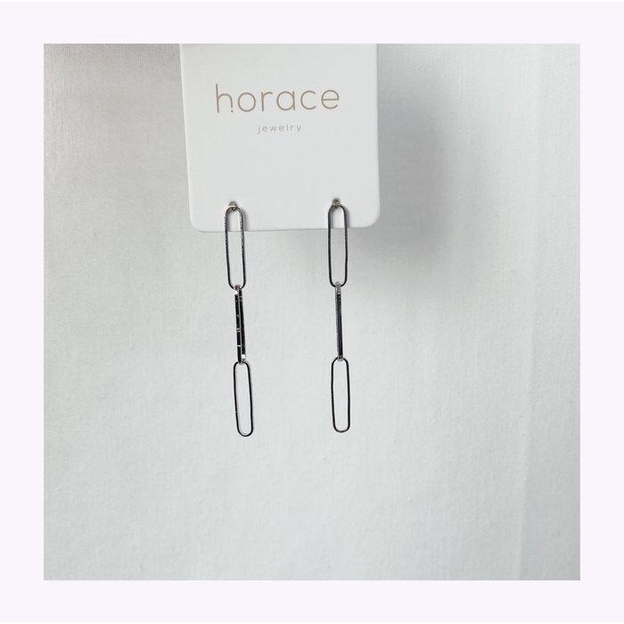 Boucles d'oreilles Clipa Horace