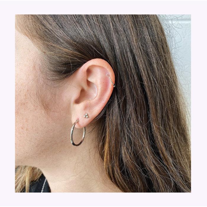 Horace Hoopy Earrings
