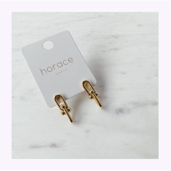 Boucles d'oreilles Horsato Horace