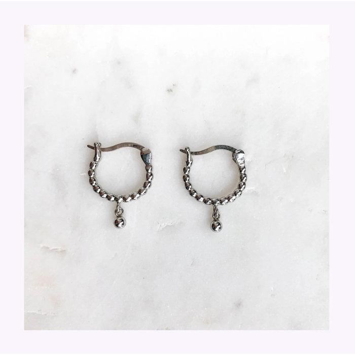 Boucles d'oreilles Boulard Argent 925 Horace