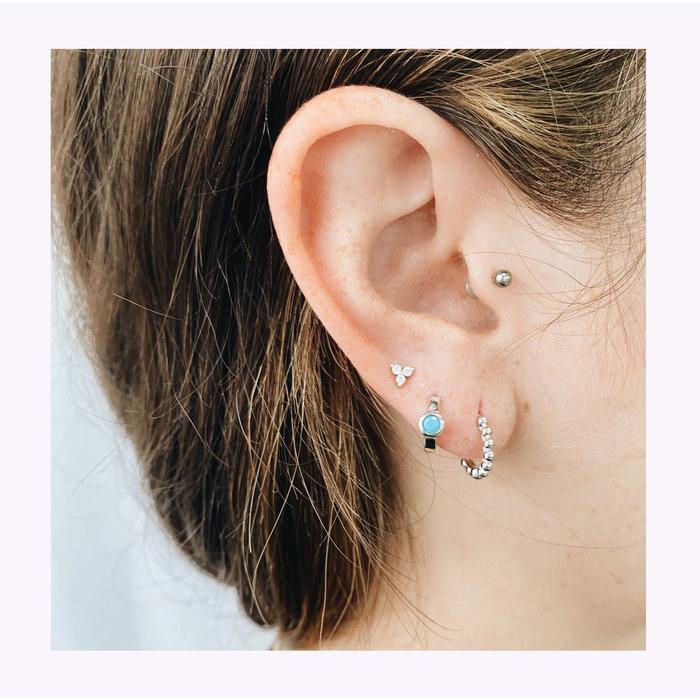 Boucles d'oreilles Cira Horace