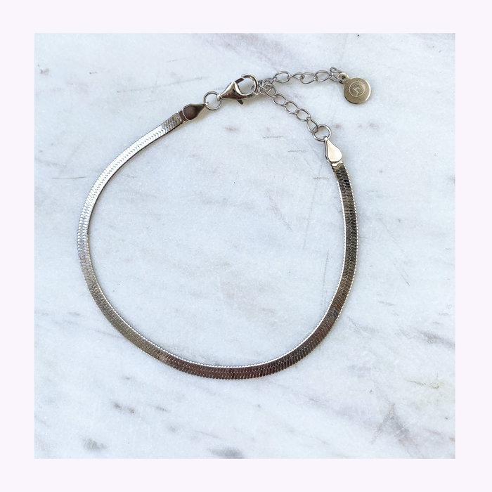 Horace jewelry Bracelet Snake Argent Horace