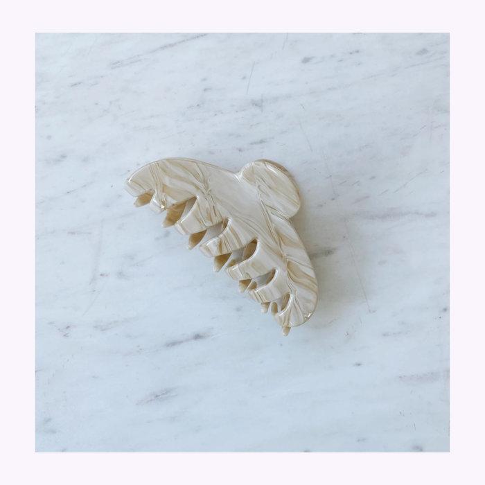 Horace jewelry Pince à cheveux Agatha Crème Horace