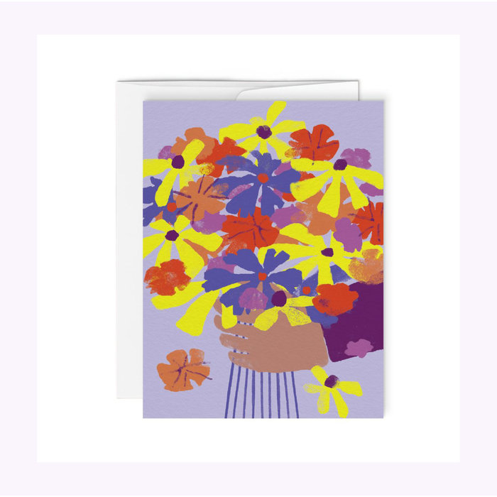 Carte Bloom Paperole