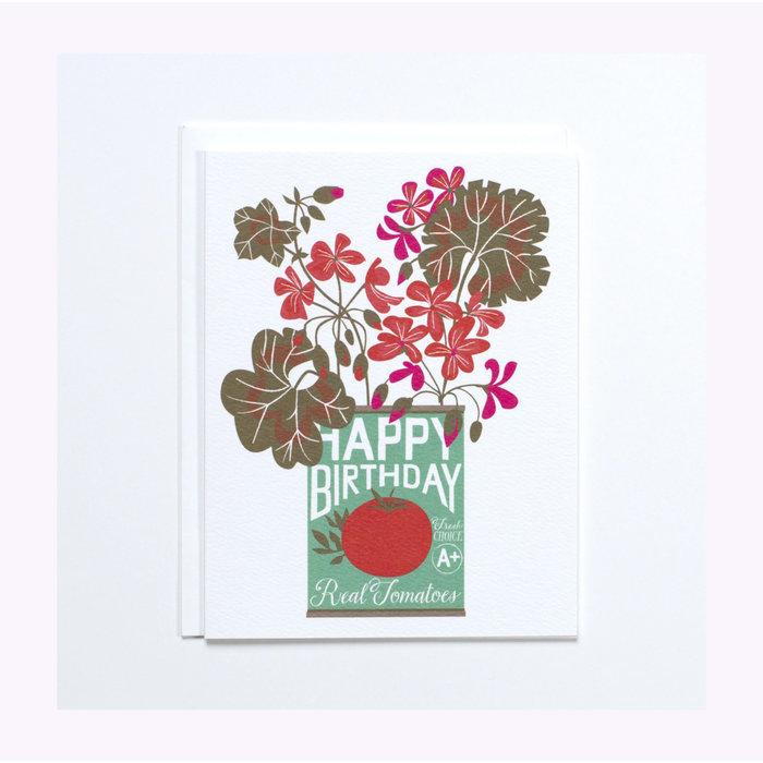 Banquet Atelier Tin Can Card