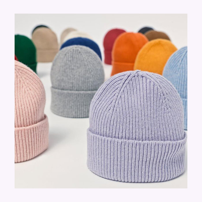 Colorful Standard Tuque en laine merino Colorful Standard