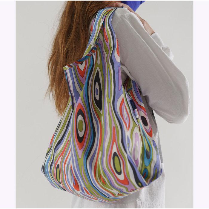 Baggu Woodgrain Reusable Bag