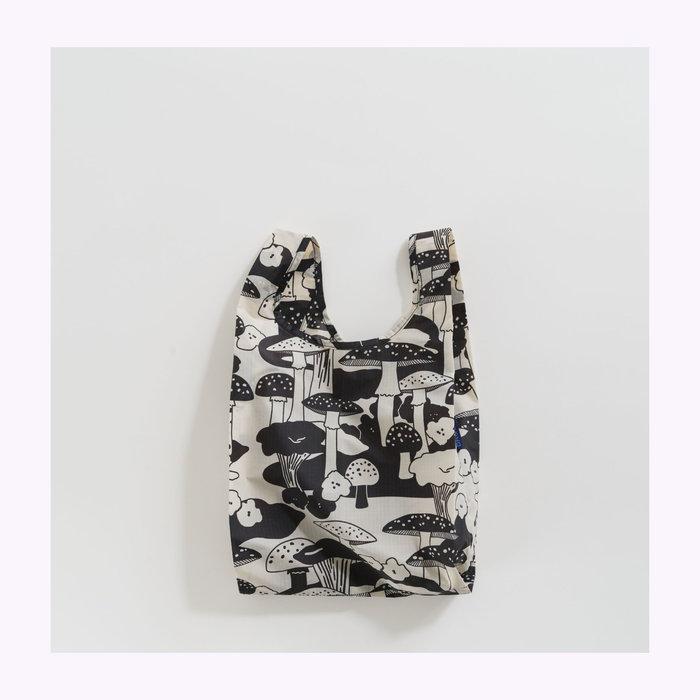 Baggu sac réutilisable Petit sac réutilisable Baggu Champignon