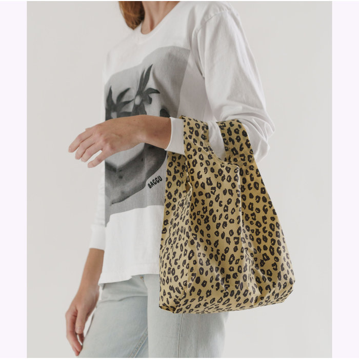 Baby Baggu Honey Leopard Reusable Bag