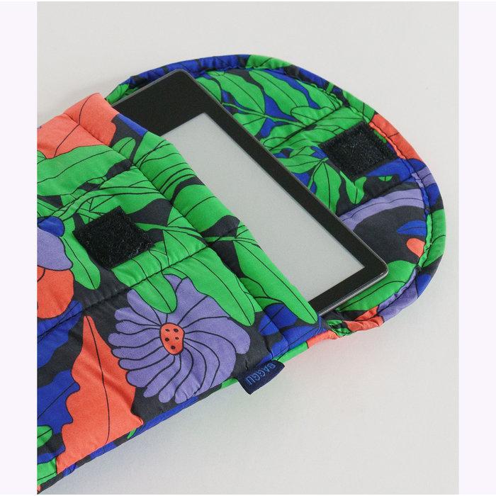 """Baggu Midnight Fern Puffy Tablet Sleeve 8"""""""