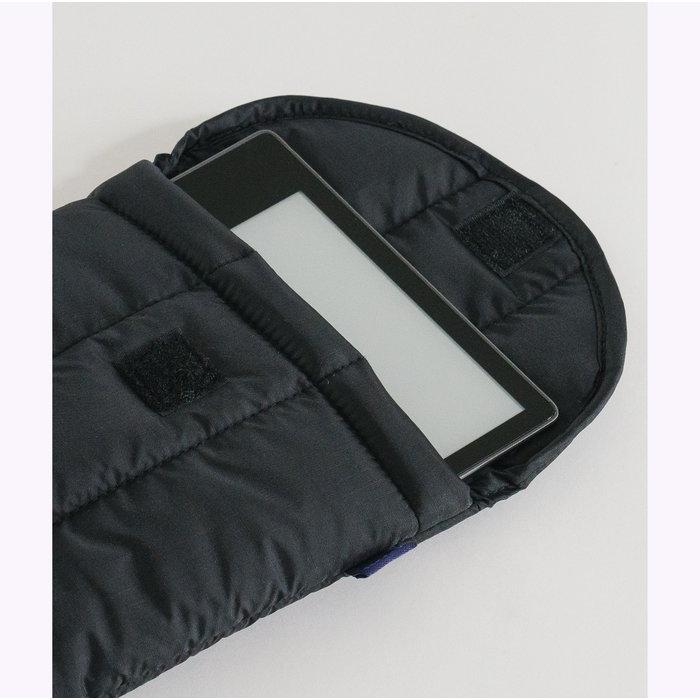 """Baggu Black Puffy Tablet Sleeve 8"""""""