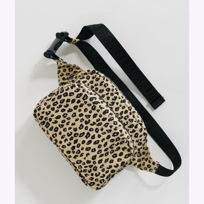 Baggu sac à main Baggu Honey Leopard Fanny Pack