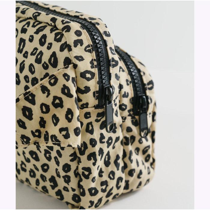 Baggu Honey Leopard Fanny Pack