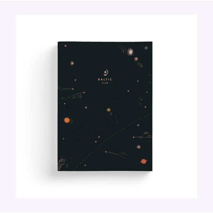 Baltic Club Shooting Stars Notebook