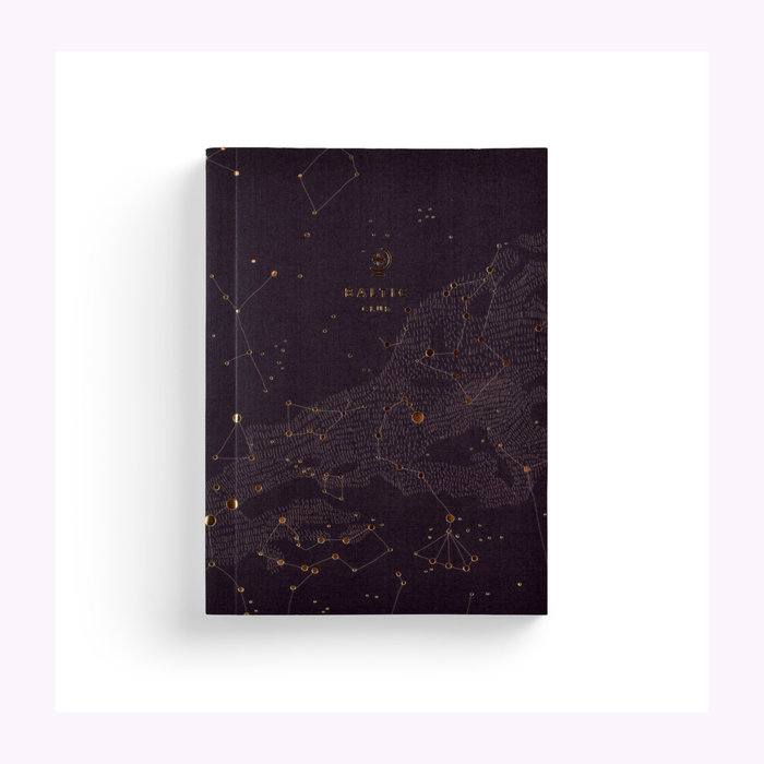 Baltic Club Baltic Club Constellations Notebook