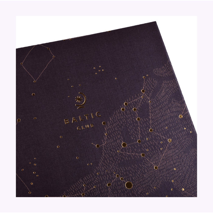 Baltic Club Constellations Notebook
