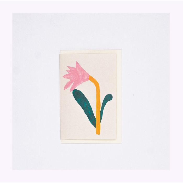 Carte Tulip III Giant Pansy