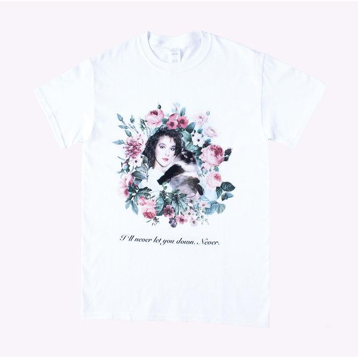 """Hello LA """"I'll Never Let You Down"""" T-shirt"""