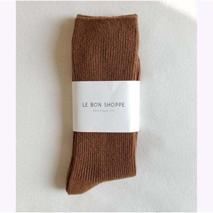 Chaussettes Grandpa Le Bon Shoppe Tawny