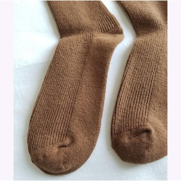 Le Bon Shoppe Tawny Grandpa Socks