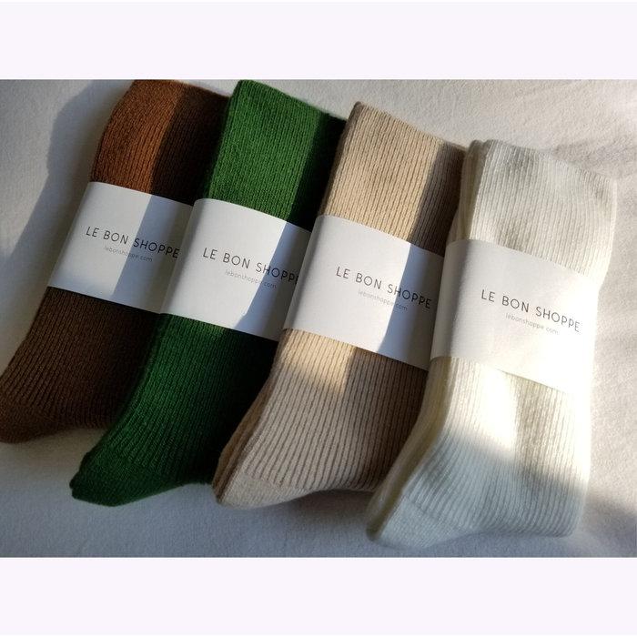 Le Bon Shoppe Grandpa Oyster Socks