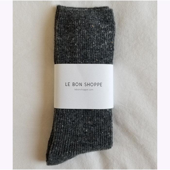 Chaussettes Snow Le Bon Shoppe Charcoal