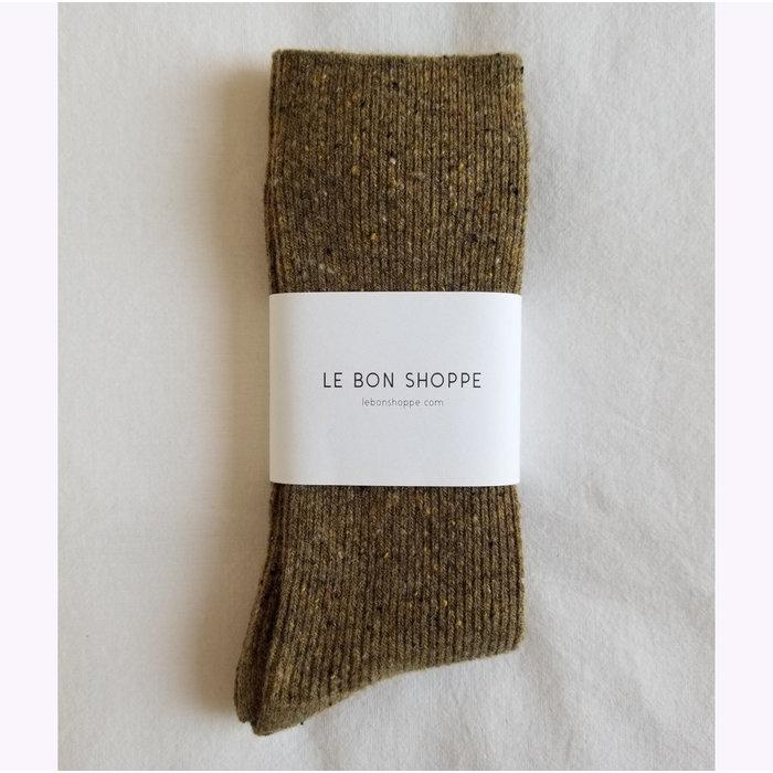 Chaussettes Snow Le Bon Shoppe Cèdre
