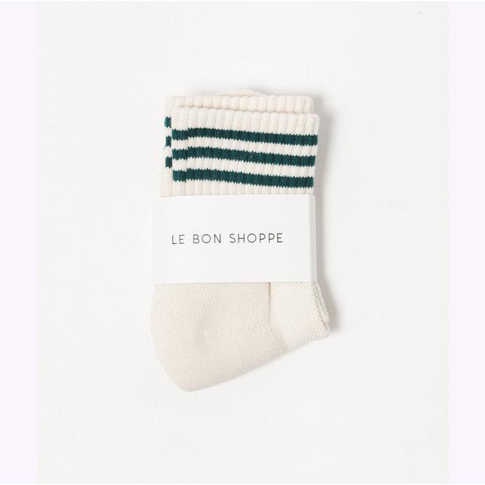 Chaussettes Girlfriend  Le Bon Shoppe Egret