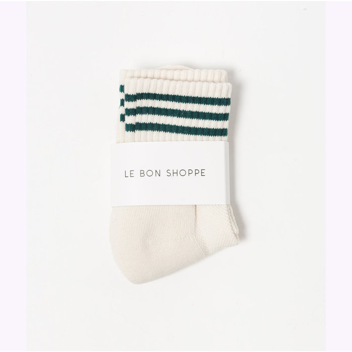 Le Bon Shoppe Egret Girlfriend Socks