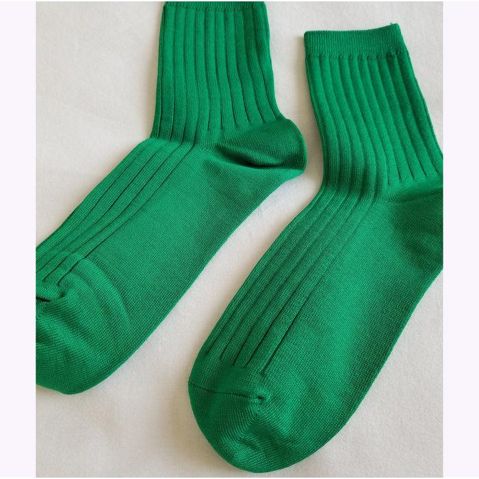Chaussettes Her Le Bon Shoppe Vert