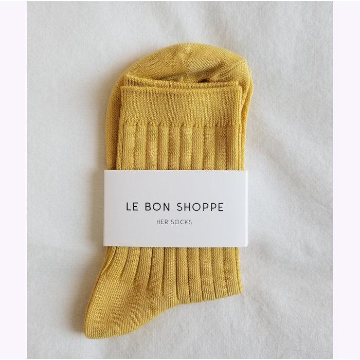 Le Bon Shoppe Buttercup Her Socks