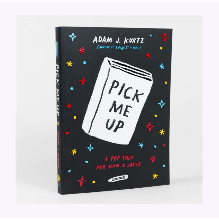 """Livre """"Pick Me Up"""" Adam J. Kurtz"""