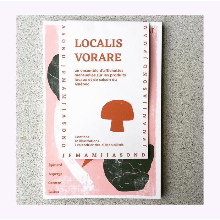 Clémence Langevin Localis Vorare Calendar