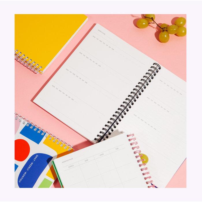 Agenda Planificateur Poketo