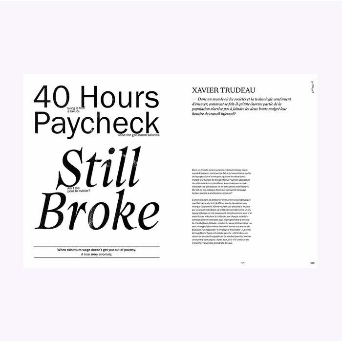 Pica Magazine Anomaly Edition (2020)