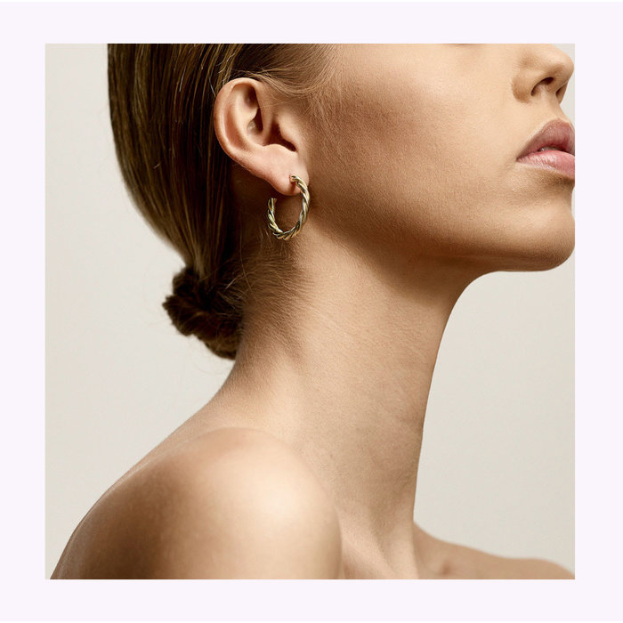 Boucles d'oreilles Baya Pilgrim