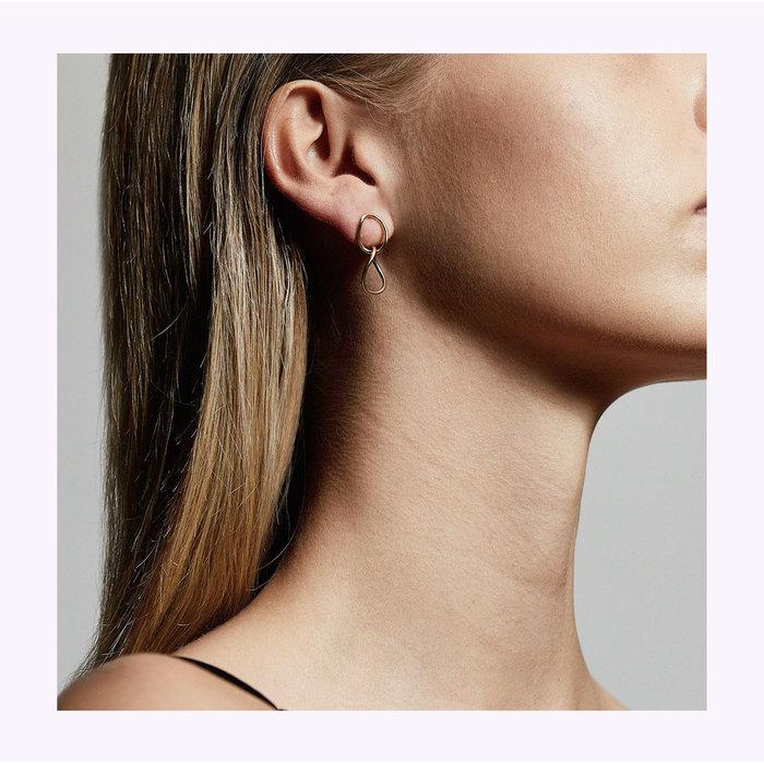 Pilgrim Nika Earrings
