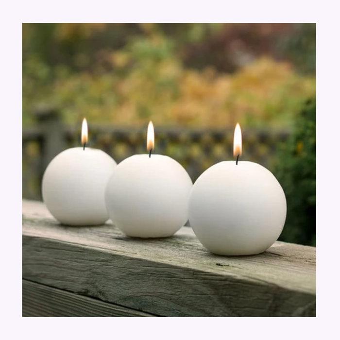 Yummi Yummi Sphere Candle