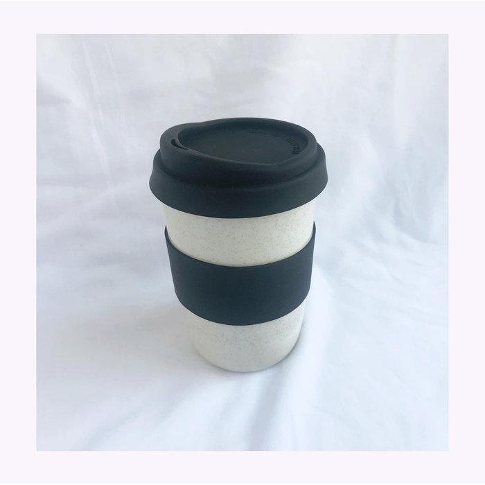 Pas Mon Style Speckles Black 16oz Travel Cup