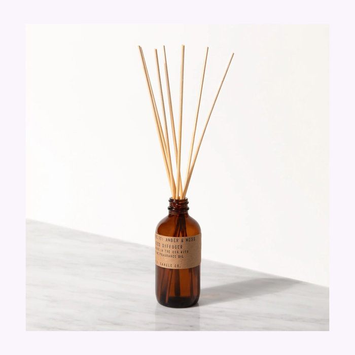 PF Candle co Diffuseur Pf Candles Co. Amber & Moss