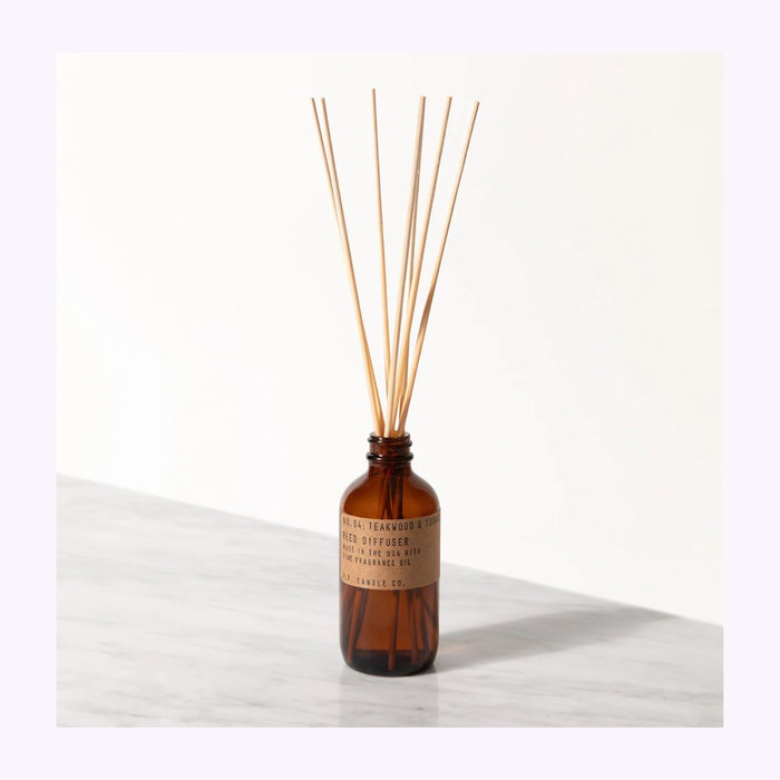 PF Candle co Diffuseur Pf Candles Co. Teakwood & Tobacco
