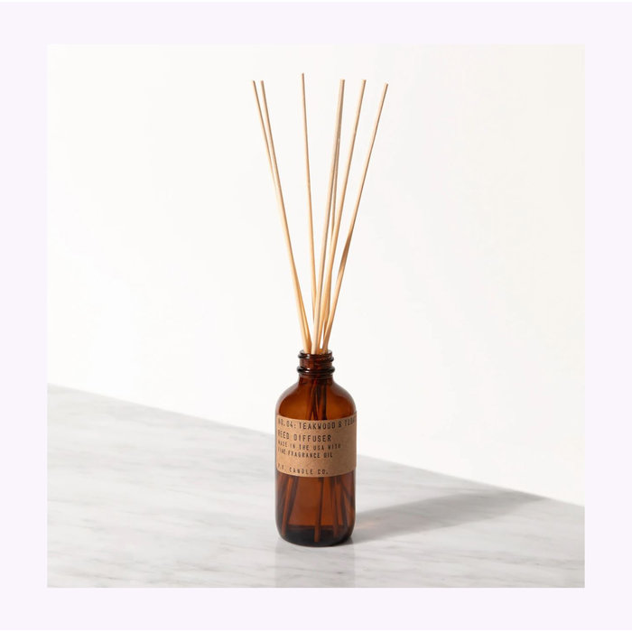 Diffuseur Pf Candle Co. Teakwood & Tobacco