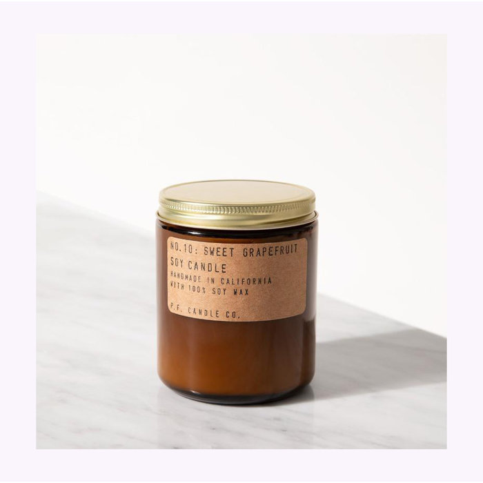 Bougie Pf Candle Co. Sweet Grapefruit Standard