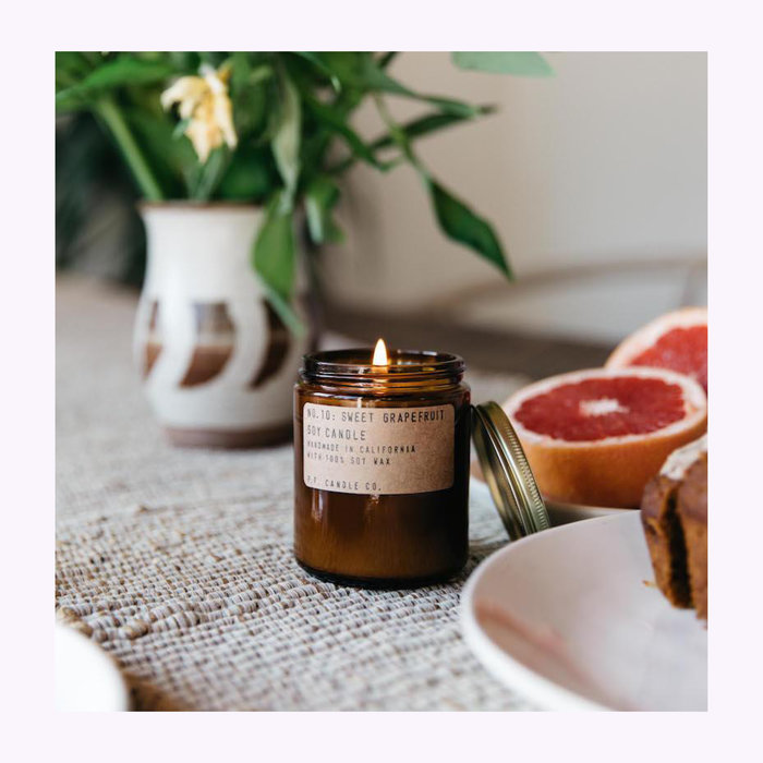 PF Candle co Pf Candle Co. Standard Sweet Grapefruit Candle