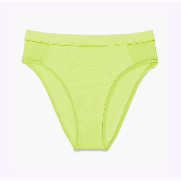 Richer Poorer Neo Lime High Cut Brief