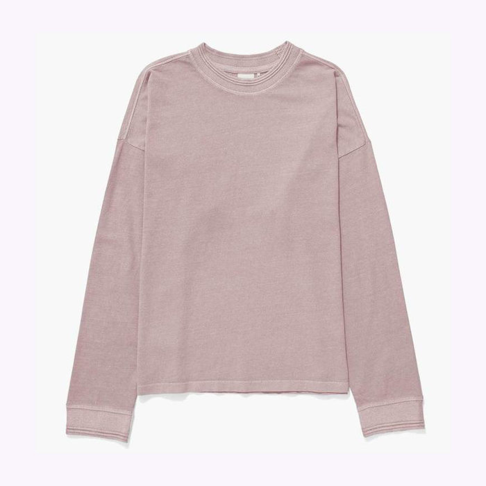 Richer Poorer Richer Poorer Soft Mauve Long Sleeves Top
