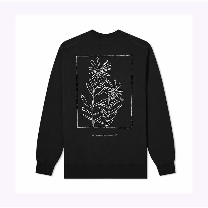 Les Beaux Jours x Julia GR Flowers Longsleeve Shirt