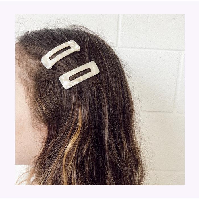 Horace Corto Hair Clip