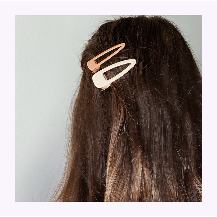 Horace Large Trema Hair Clip