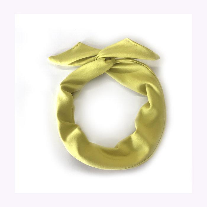 Gibou Gibou Lime Twist Headband